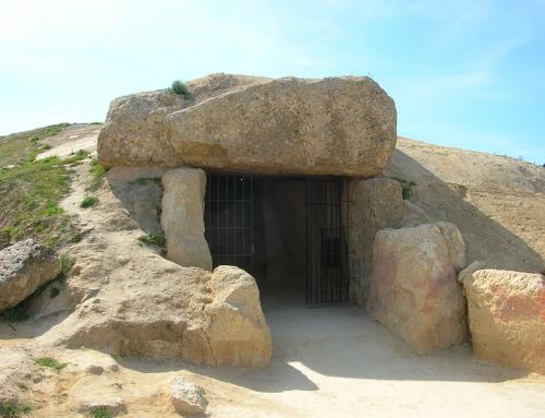 Málaga Mágica: los dólmenes de Antequera