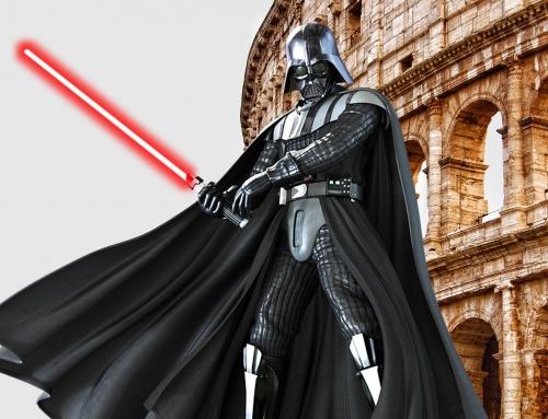 Roma y Star Wars: El Imperio romano contraataca