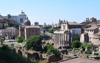 foro de Roma